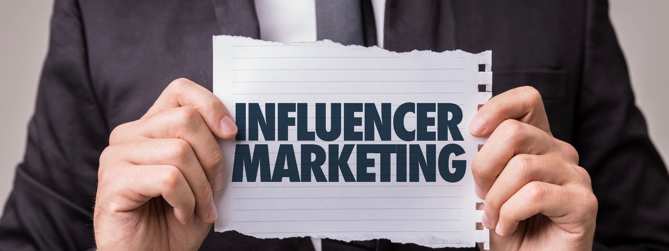 Influencer Marketing in a paper