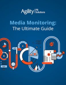 ultimate guide to media monitoring cover
