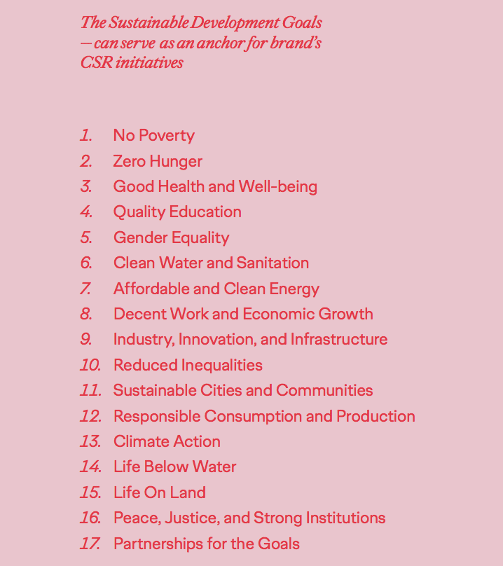 New Ogilvy CSR report explores how to make brands matter for future generations