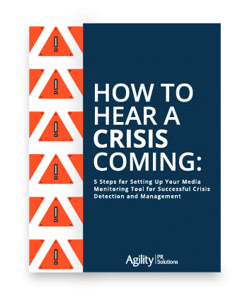 Guide: How to Hear a Crisis Coming